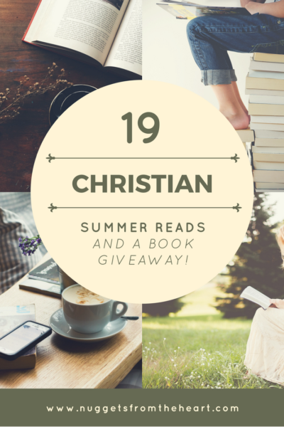Christian Summer Reading List And A Book Giveaway