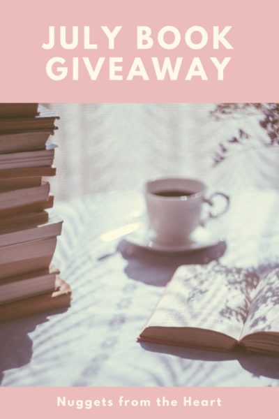 July Book Giveaway and Summer Reading List